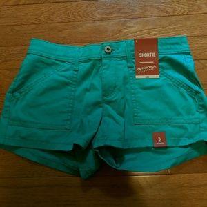 Jade short shorts